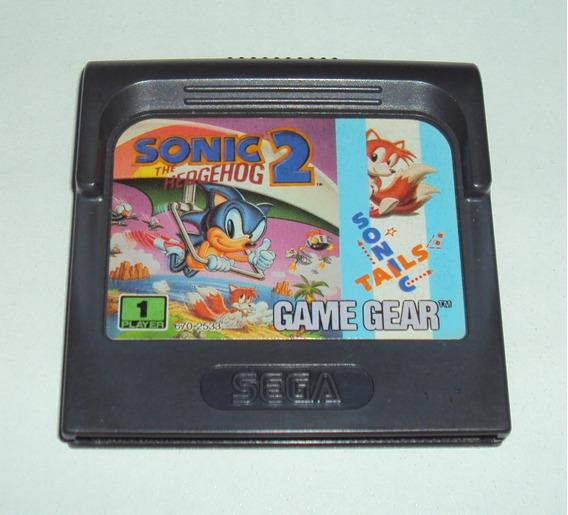 Sonic 2 Original Para Game Gear