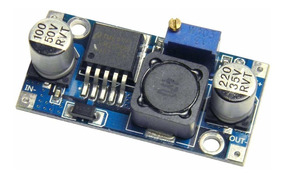 Regulador Tensão 3a Step-down Lm2596 Arduino Pic Raspberry