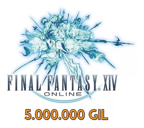 Final Fantasy Xiv - 5m Gil