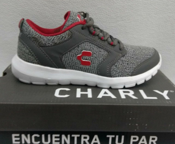 Tenis Running Charly Est.1022503