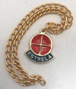 Correntinha Boneca Estrela Antiga - 40 Anos (original)