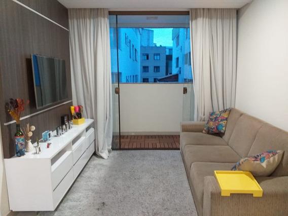 Apartamento Com 2 Quartos Para Comprar No Castelo Em Belo Horizonte/mg - 46220