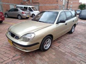 Daewoo Nubira Sx 2001