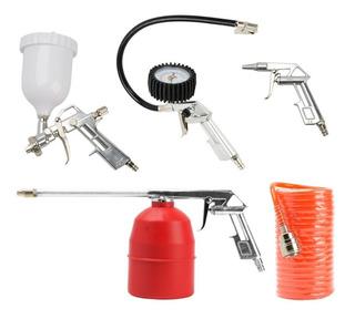 Kit De Acessórios Para Compressor De Ar Schulz