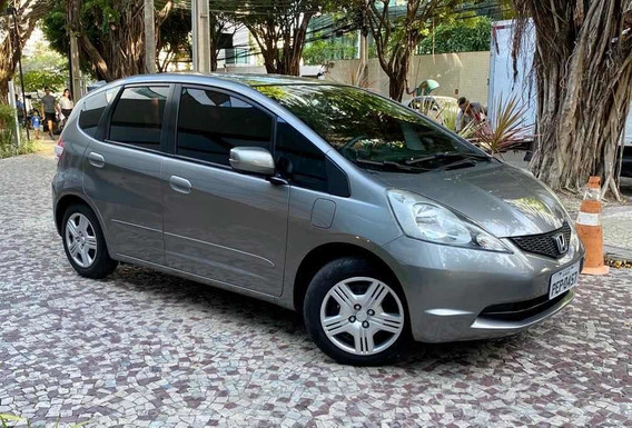 Honda Fit 1.4 Dx Flex 5p 2012