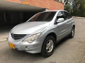 Ssangyong Actyon Diesel Cc 2000 4x4 Modelo 2007
