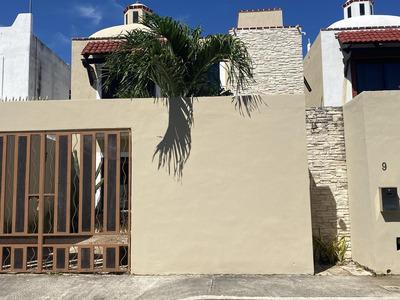 Casa En Venta Playa Del Carmen 4rec Santa Fe