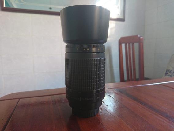 Lente Nikon 70-300 Mm Af Nikkor 1:4-5.6 G