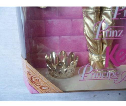 Barbie 1997 Classic Fairy Tale Rapunzel Series Muñeca De 12