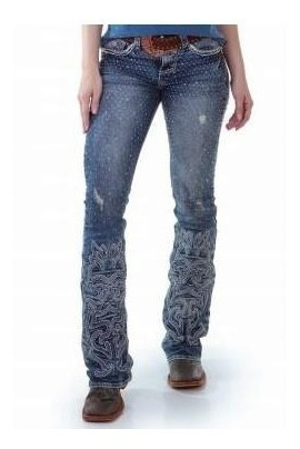 Calça Jeans Feminina Zenz Cool