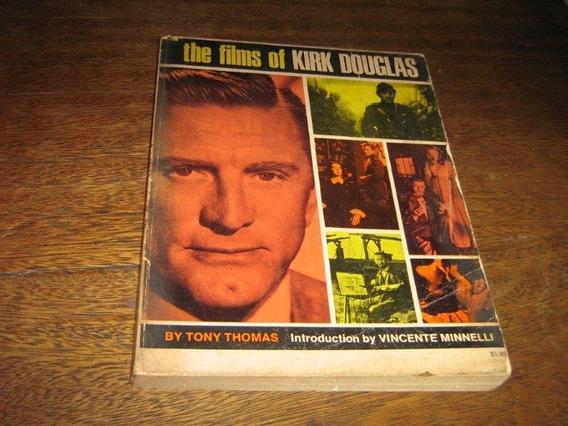Livro Os Filmes De Kirk Douglas Com 255 Paginas Em Ingles