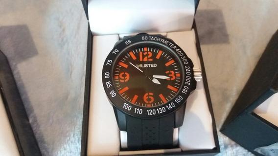 Relógio Masculino Unlisted