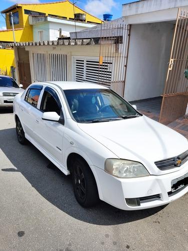 Chevrolet Astra Sedan 2007 2.0 Advantage Flex Power 4p