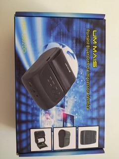 Impressora Térmica Portátil Sem Fio Bluetooth 58mm Ñ Fiscal
