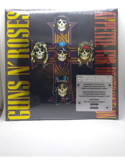 Guns & Roses Apetite Fir Destruction Vinilo Lp