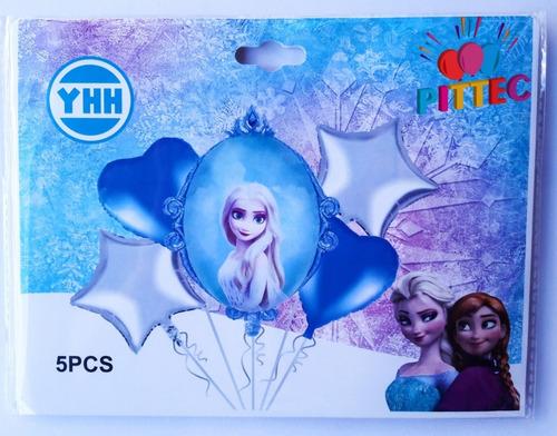 Bouquet Globos Frozen Kit