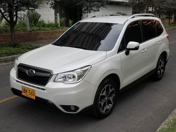 Subaru Forester 2.5 Limited Cvt