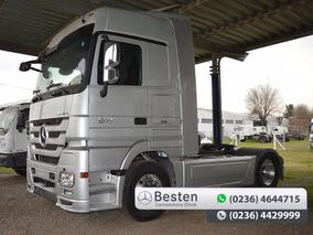 Mercedes Benz Camiones Actros 2041 S/36 4x2 0km Financiado