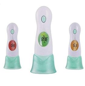 Termômetro Bebê Digital Infantil Infravermelho Testa/ouvido