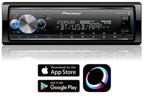 Media Receiver Pioneer Mvh-x700br Bluetooth Mixtrax Spotify
