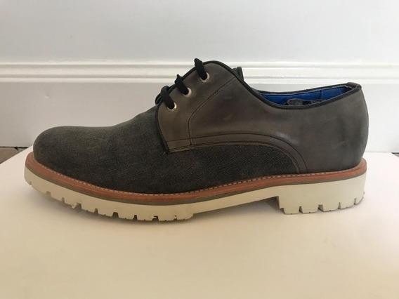 Lote De 9 Unidades Zapato Buenos Aires Cuero