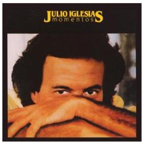 Julio Iglesias Momentos [cd Original Lacrado De Fabrica]