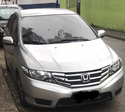 Imagem 1 de 7 de Honda City 2013 1.5 Lx Flex Aut. 4p