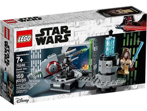 Lego Star Wars Cañon De La Estrella De La Muerte 75246