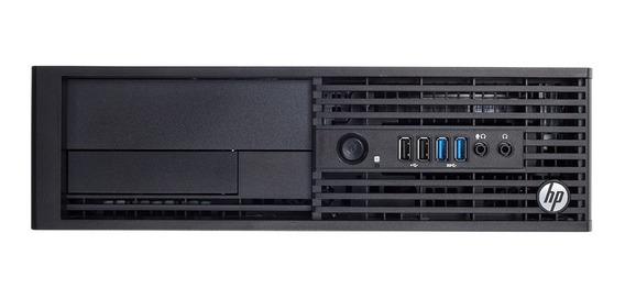 Cpu Hp Z230 E3-1245 8gb Hd 500gb Completa Com Garantia + Not