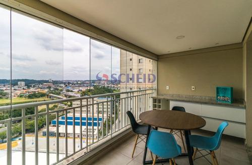 Imagem 1 de 15 de Apartamento Excelente Para A Venda No Jardim Marajoara Oportunidade!!! - Mr76525