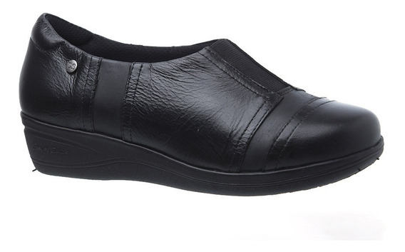 Sapato Neuroma Morton Doctor Shoes 179 Preto