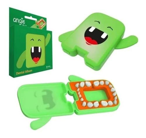 Imagem 1 de 3 de Dental Album Standard Verde