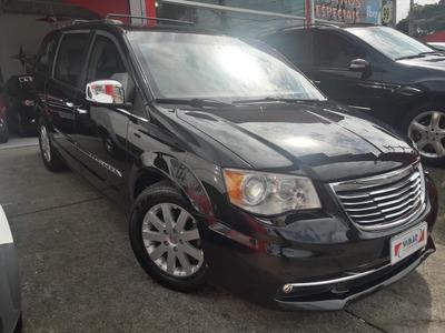 Chrysler Town & Country 3.6 Limited V6 24v Sem Entrada