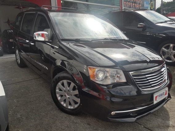 Chrysler Town & Country 3.6 Limited V6 24v Gasolina 4p