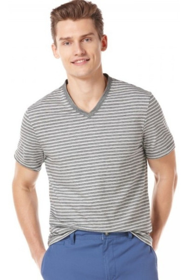 Camiseta Perry Ellis Playera Manga Corta 2xl 3xl 4xl
