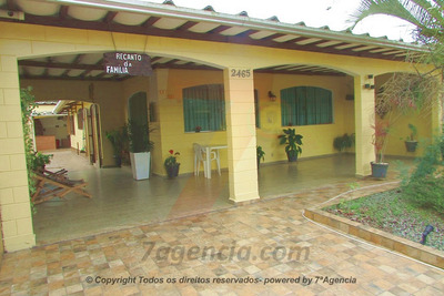 Ch25 Casa Lado Praia 3 Quartos Piscina Churrasqueira