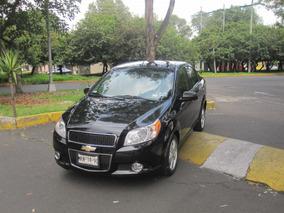 Chevrolet Aveo 2012 Solo 38 Mil Km Unico Dueño Impecable