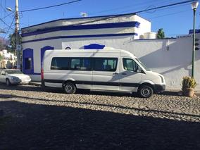 Volkswagen Crafter 2.0 Van 3.88 Ton Lwb Caja Ext Techo A Mt