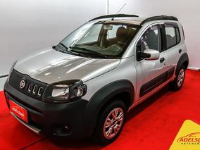 Fiat Uno Evo Way 1.4 8v Eta/gas (nac) 4p 2011