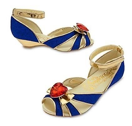 Sapato Princesa Branca De Neve Original Loja Disney P/entreg