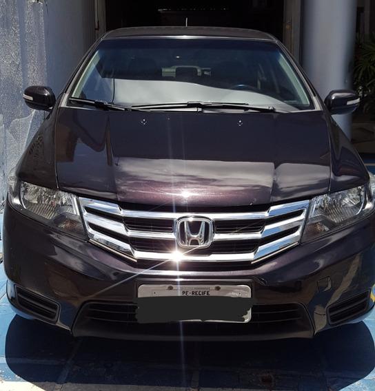 Honda City Exl Automático 2013