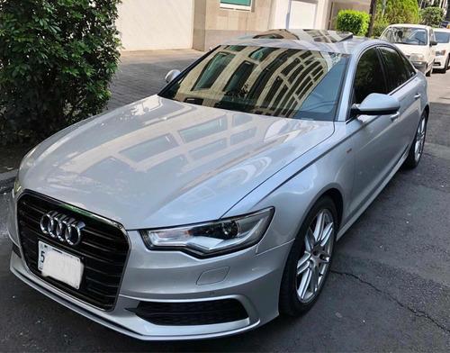 Imagen 1 de 3 de Audi A6 2013 2.0 S Line T Multitronic Cvt