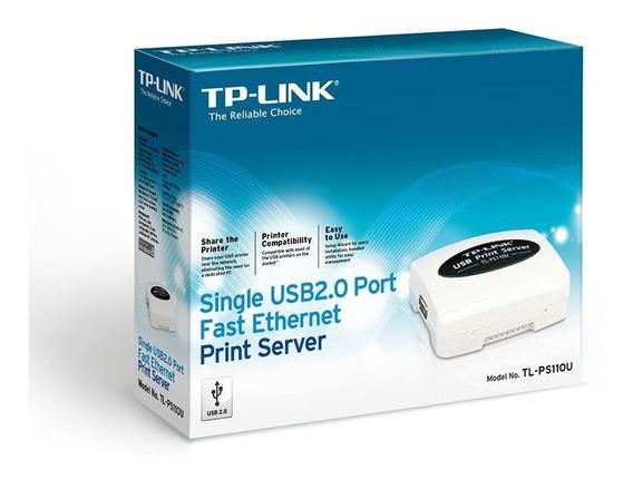 Servidor De Impressão Usb 2.0 Tl-ps110u Tp-link