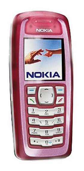 Gd Nokia 3100 Mini Característica Teléfono 2g Reacondicionad