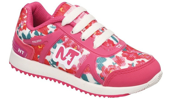 Zapatillas Para Niñas Con Cordones !!!