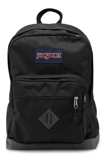 Zonazero Mochila Jansport City Scout Black Original