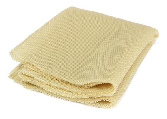 Forro Tecido Caixas De Som Gradiente 1mt Por 0,70 Cm Bege.