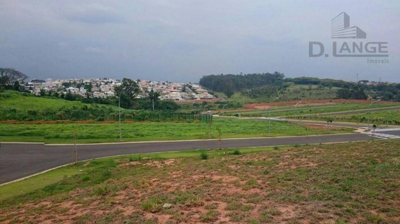 Terreno À Venda, 558 M² Por R$ 595.000,00 - Alphaville Dom Pedro - Campinas/sp - Te2991