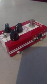 Pedal De Guitarra Fire Overdrive