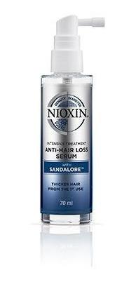 Imagem 1 de 5 de Sérum Antiqueda Nioxin Com Sandalore - 70ml